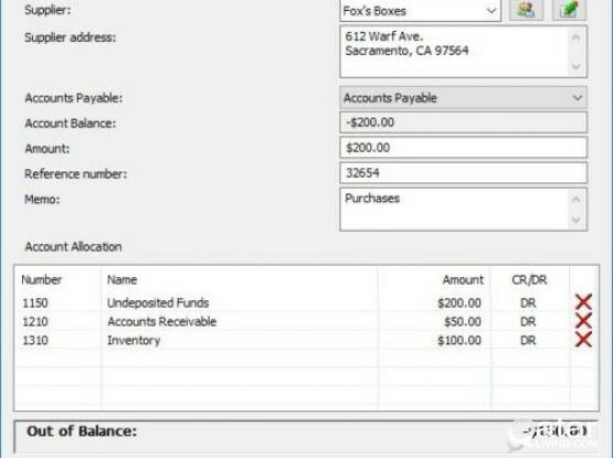 Accounting Software Accounting ProgramLifetime LicenseEmail Delivery Now!