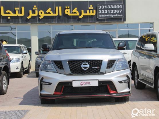 Nissan Patrol Nismo 2016