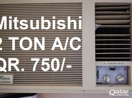 3 WINDOW ACs FOR SALE
