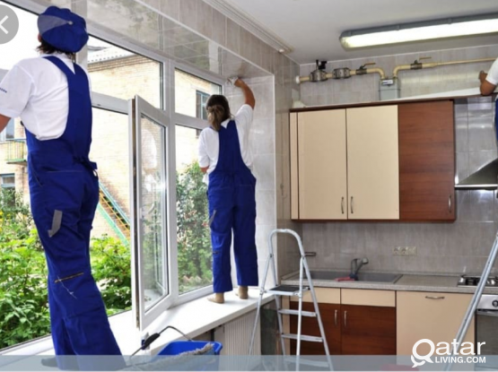 house and villas cleaning service