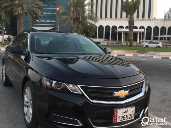 Chevrolet Impala Luxury Car   lease to own or Rent - Free Delivery