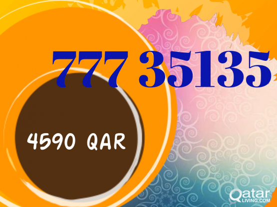 Mobile Number for Sale 777 35 1 35