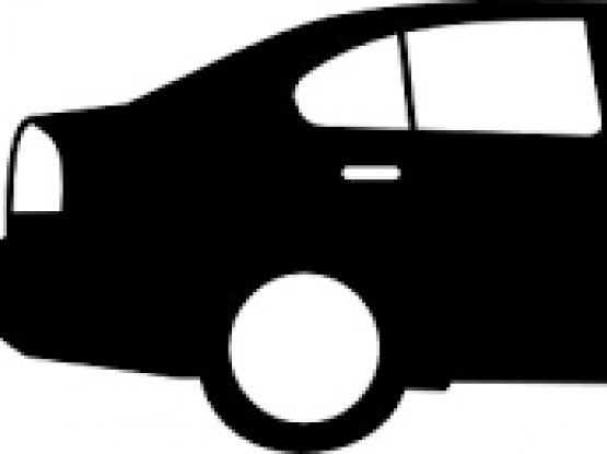 CAR WITH DRIVER