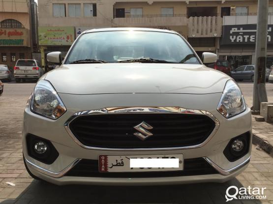 Suzuki Dzire monthly rate 49 QRS