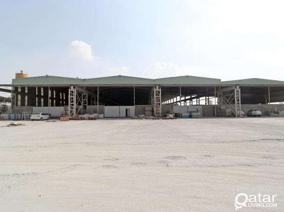 Spacious 2500 SQM  Warehouse 4 Rent Industrial Area