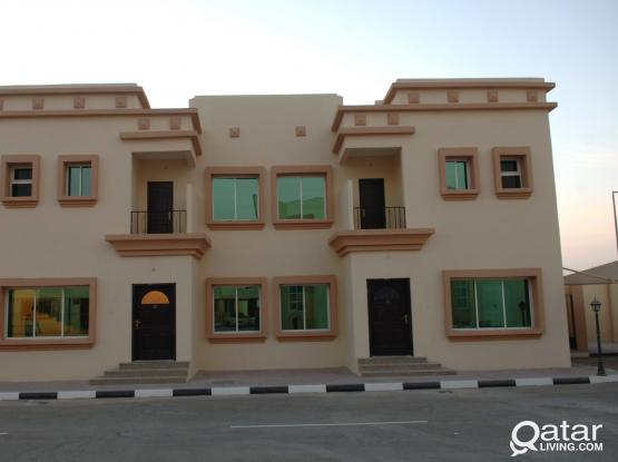 No Commission #  Villa # Location: Al Gharaffa (Near Gulf English School )  Monthly Rent: QR 7,500