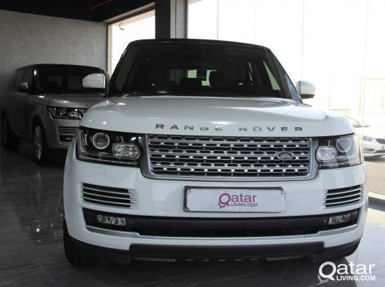 Land Rover Range Rover Vogue SE Supercharged 2014