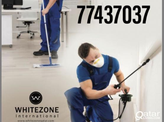 Disinfection and pest control services call 66470395