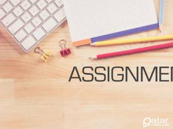 Get your assignments Done