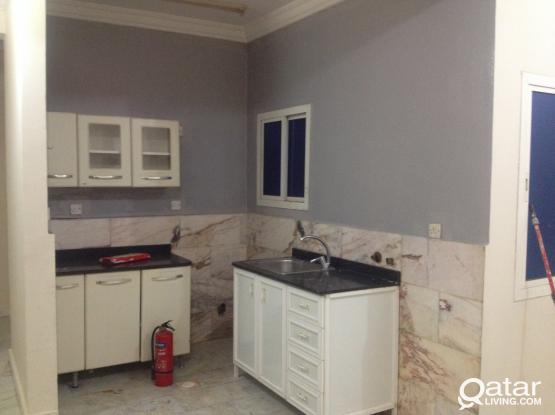unfurnished 1bedroom flat in umm ghwailina for family