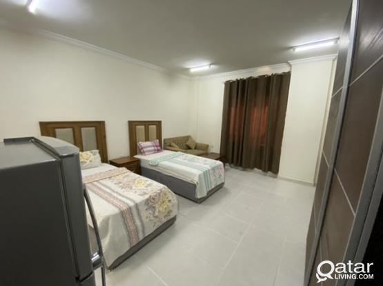 Excellent FF Studio without Kitchen in Binmahmoud