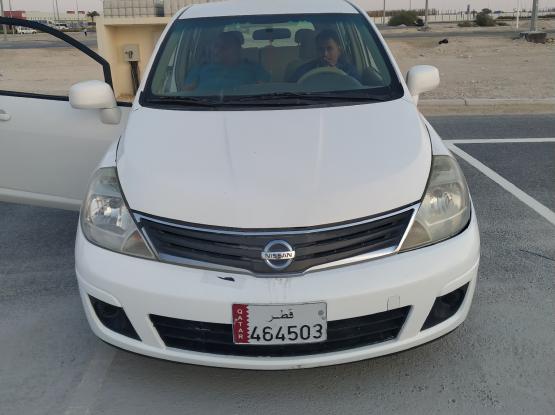 Nissan Tiida 1.6L 2011