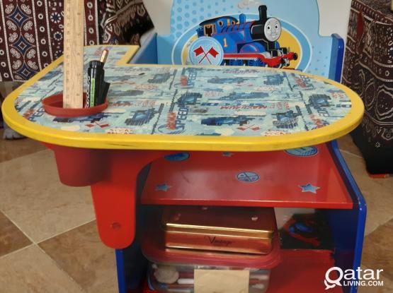 Kids Arm study chair