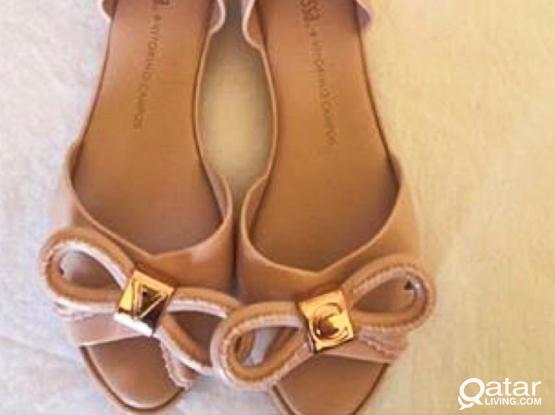 NEW MELISSA SANDALS FOR 100