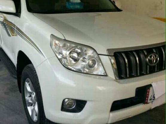 Toyota Prado TXL 2012