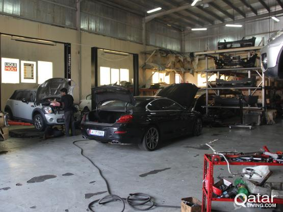 Al atkal Garage