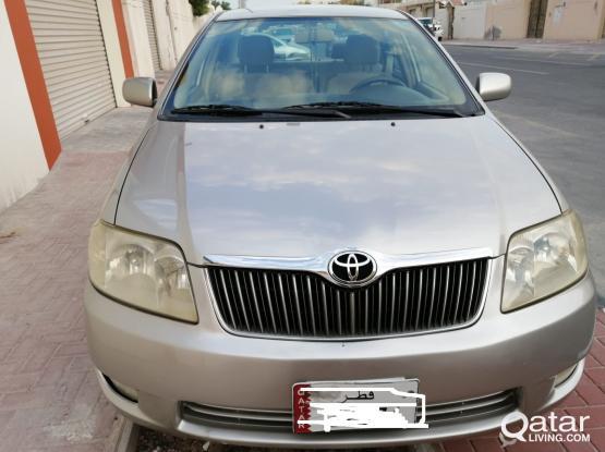 Toyota Corolla GLI 2007