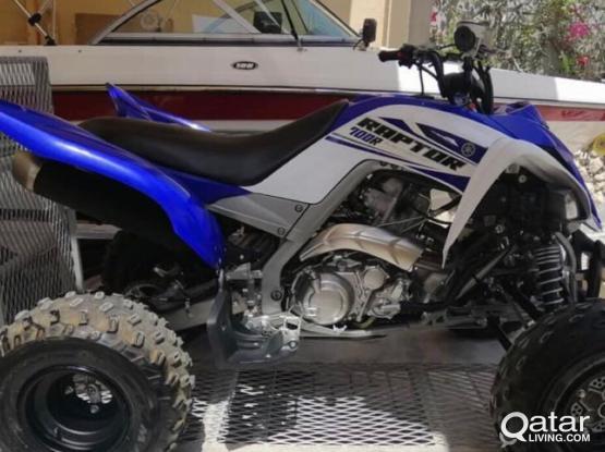 Yamaha Rapator 700R 2014