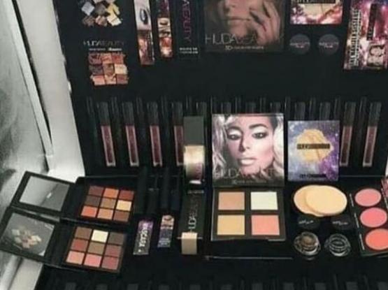 full makeup huda beauty