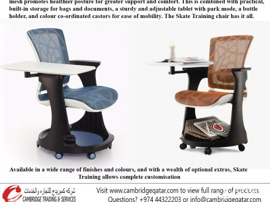 Skate Training Chair Promotion