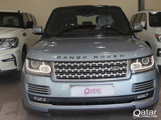 Land Rover Range Rover Vogue SE Supercharged 2013