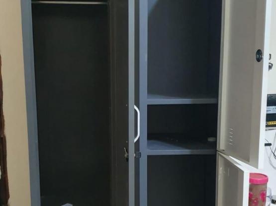 Steel Single DoorCupboards