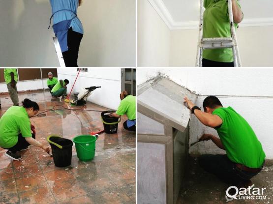 CLEANING & PEST CONROL, WATER TANK CLEANING خدمة التنظيف, 55995226