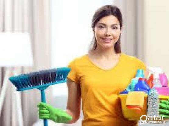 special offer for female cleanrs per hour
