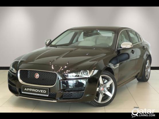 Jaguar XE Prestige 2019