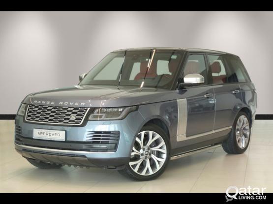 Land Rover Range Rover Vogue SE Supercharged 2018