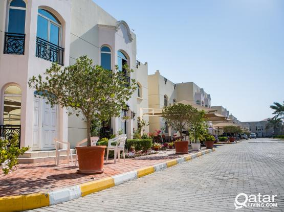 Offer | Spacious 3 Bedroom, semi furnished, including utilities, Vibrant gated community,  Excellent facilities - Abu Hamour