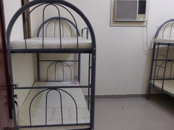 bed space available in matar qadeem (old airport)