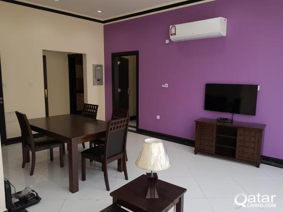 .INCLUDING ALL BILLS...2 BHK FURNISHED APARTMENT AT WAKRAH