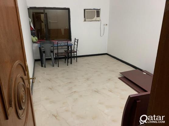 2 bhk Small Family  room  madinat khalifa south