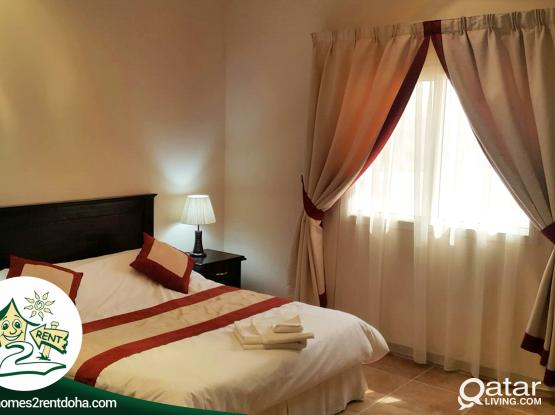 1BHK FF FURNISHED APARTMENT IN THUMAMA ! (SUNRISE)