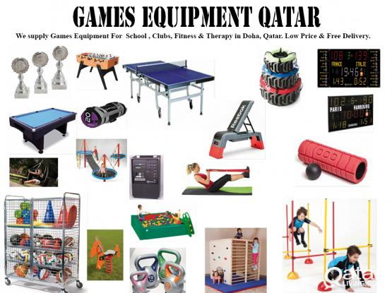 Games Equipment For  School , Clubs, Fitness & Therapy