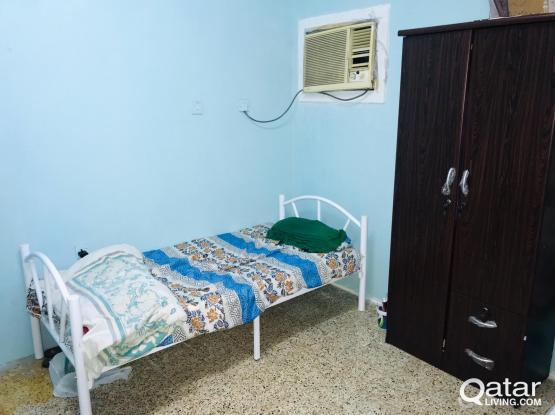Bachelor Accommodation Available in Umm Mughalina