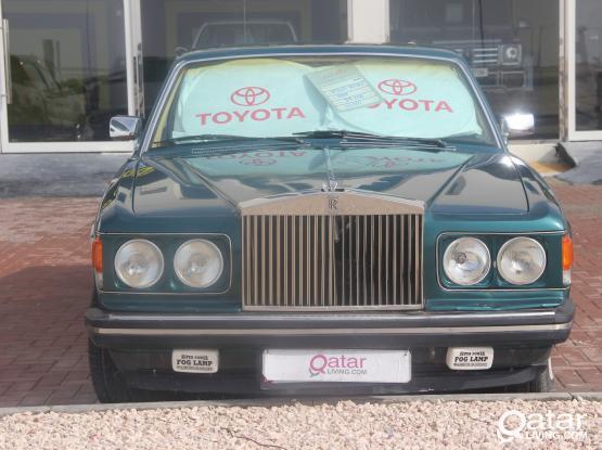 Rolls-Royce Dawn 1984