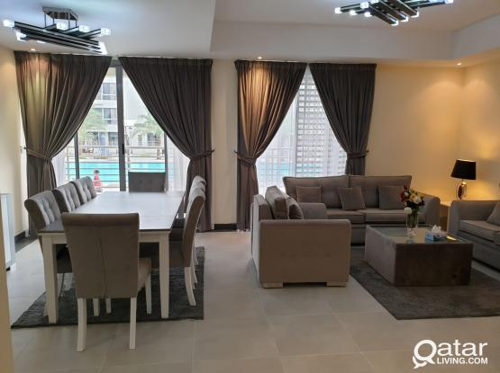 *** Luxury 3 BR Compound Apartments ***