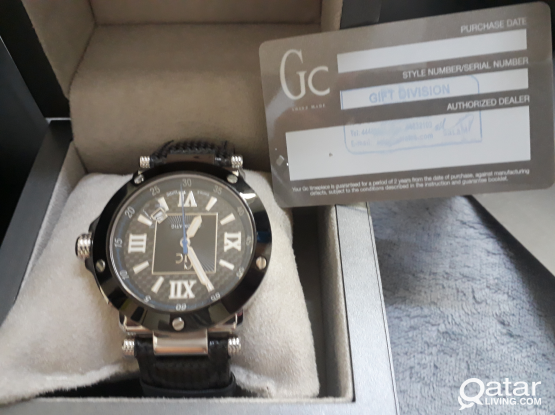SPECIAL EDITION GC WATCH