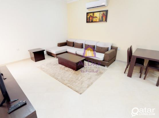 2 Bedrooms furnished unit in Thumama