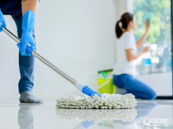 Cleaning  Services.