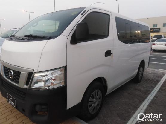 Nissan Urvan 2016