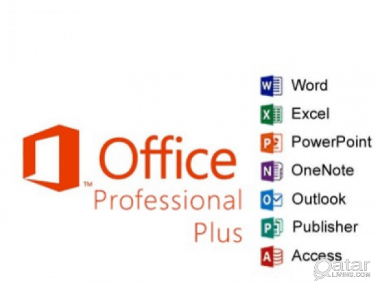 Genuine Microsoft Office 2019 / 2016 Professional Plus