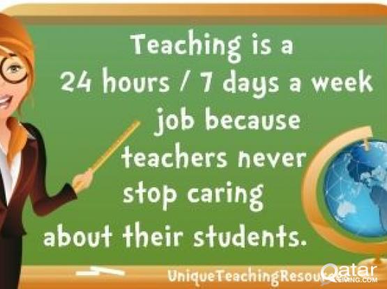 TUTORING/TEACHER
