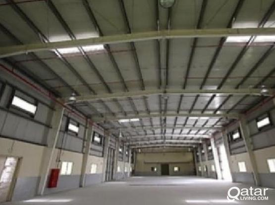 1200 SQM New Warehouse For Rent