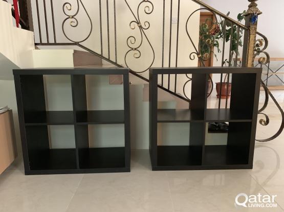 Ikea shelves 2pcs each for 80 or 140 for both