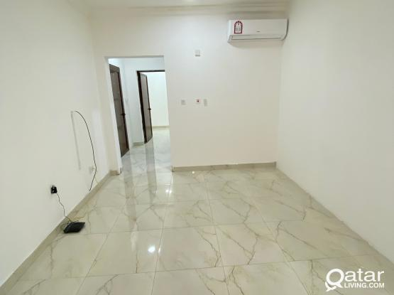 1BHK Neat and Clean Flat in Aziziya Near Villaggio Mall