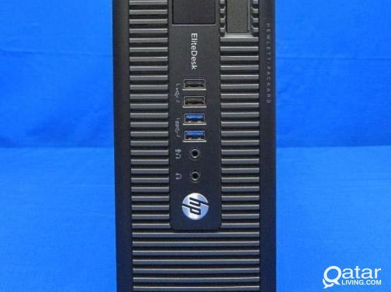Hp Elitedesk i5-4th Generation-4GB RAM-500GB-HDD-20'' monitor(33971985)