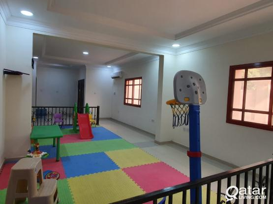 No Commission-2 month's free Stunning F/F 1BHK-12 Min From Doha Festival City